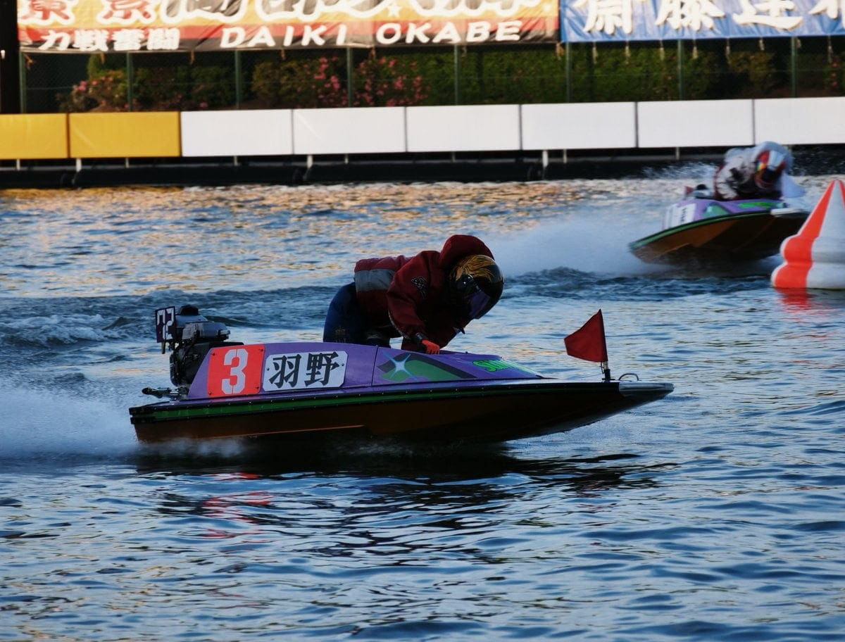 卒業記念競走優勝戦(やまとチャンプ決定戦)では5号艇から3着