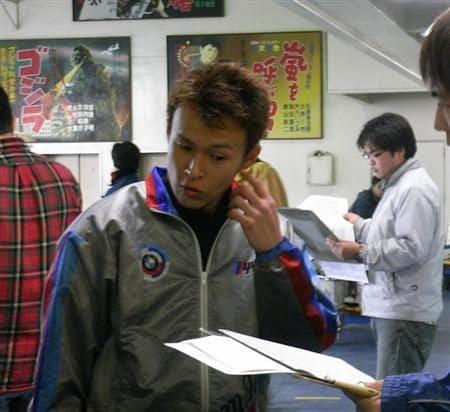 当時宮地元輝は26歳で最終戦のレースに出走したボートレーサーの中では一番の若手