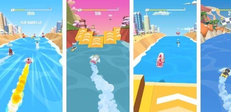 競艇アプリ Flippy Race