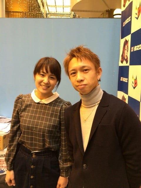元ボートレーサーの池田幸美さんと結婚