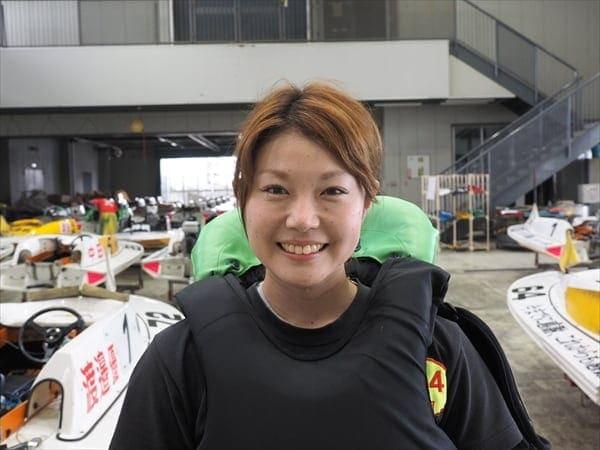 姉弟3人がボートレーサーの向井田