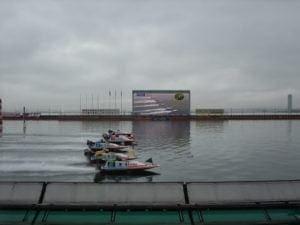 競艇は雨天でも決行!悪天候こそアツい!?