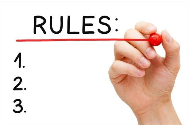 競艇に適したルール設定