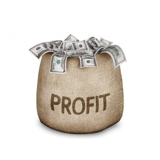 利益を大きくする方法