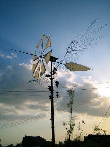 追い風はイン、向かい風はアウト