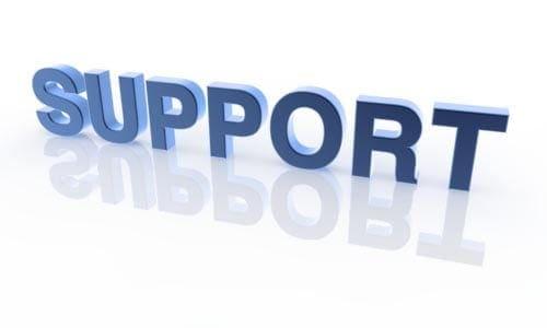 利用者へのサポートが充実