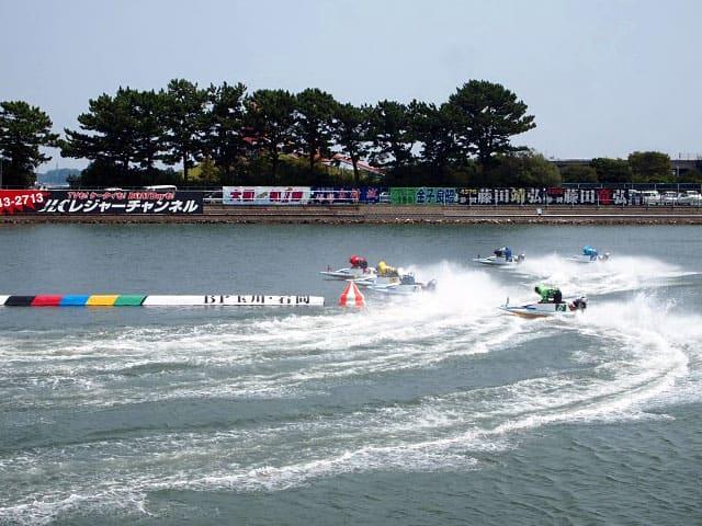 ボートレース浜名湖の特徴