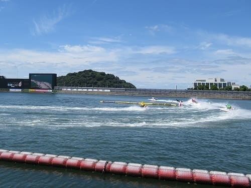 レース リプレイ ボート 大村