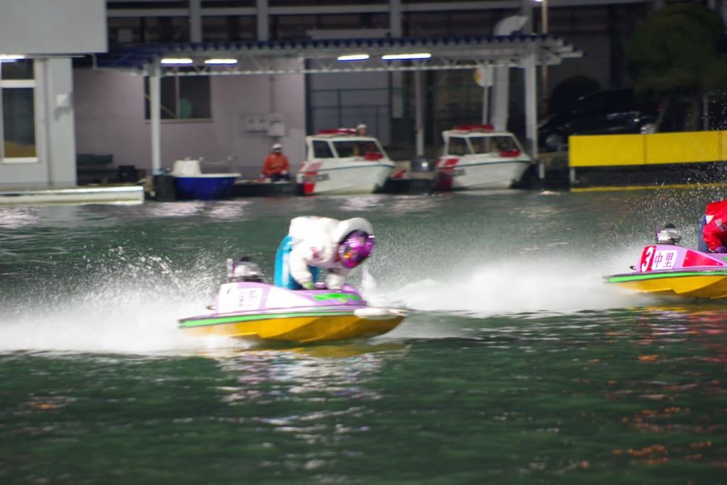 レース リプレイ ボート 住之江