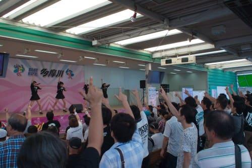 多摩川 ボート ライブ レース