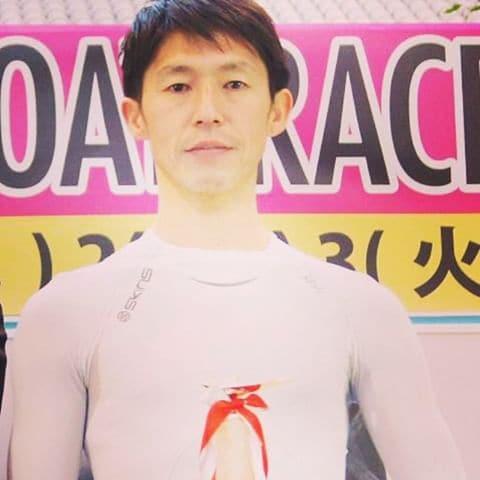 ボートレーサー 横澤剛治