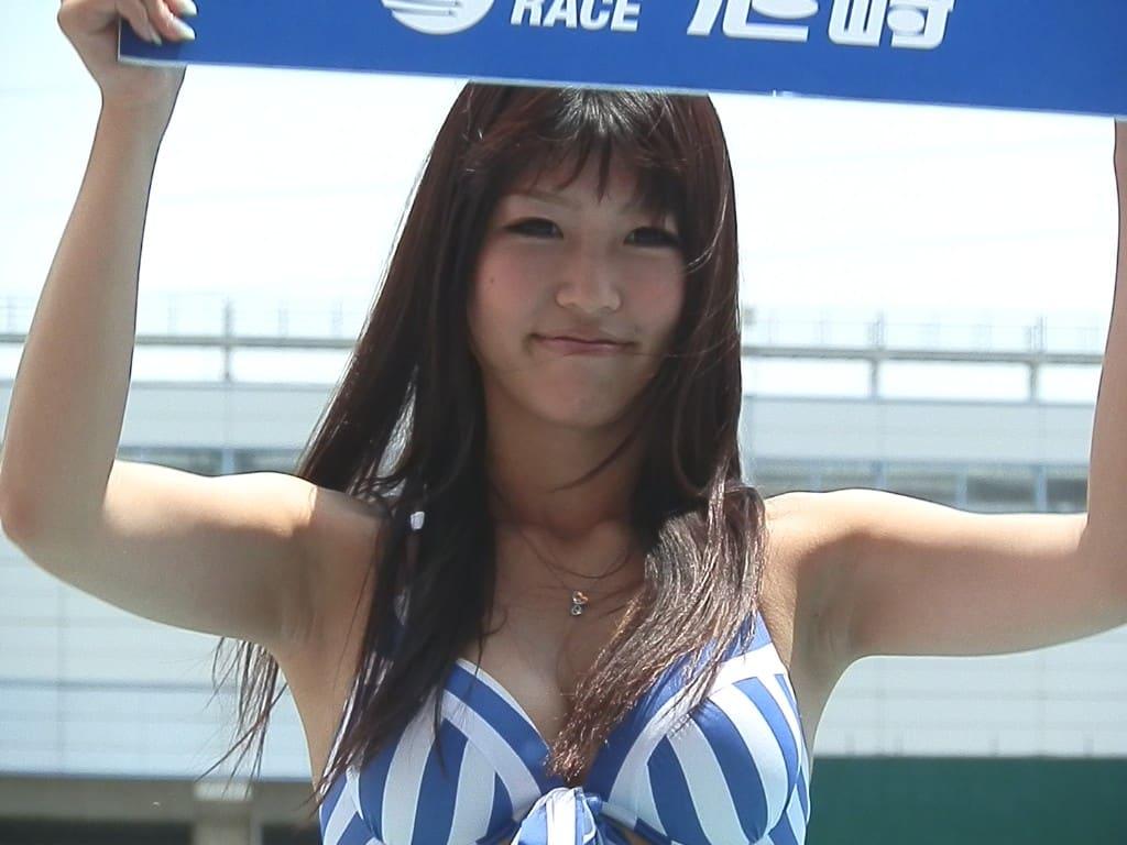 競艇 ラウンドガール