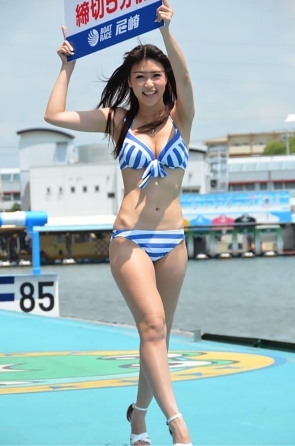 ボートレース 女神