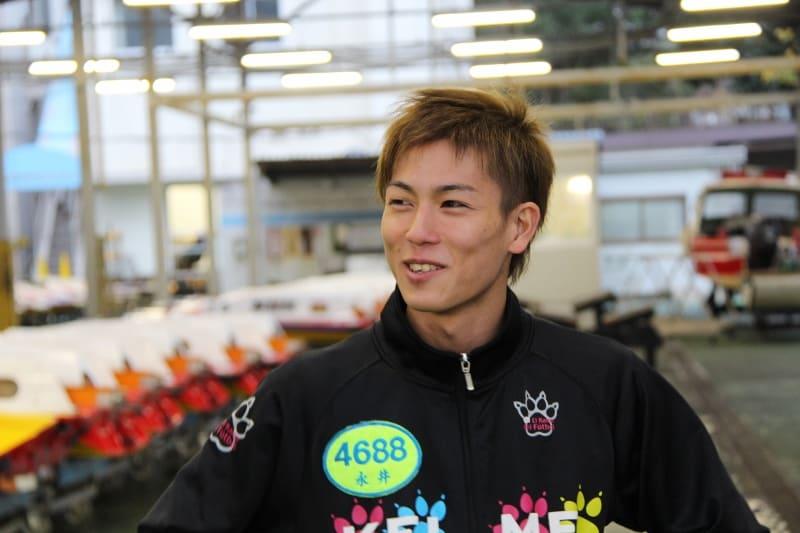 まるで現役アイドル?競艇界で大注目の若手レーサー永井彪也選手の甘いマスクに隠れた実力に迫る!