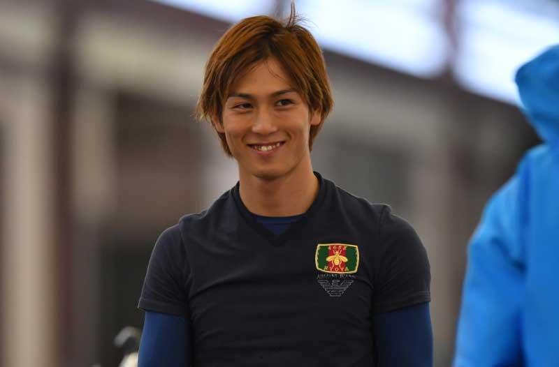 ボートレーサー 永井彪也