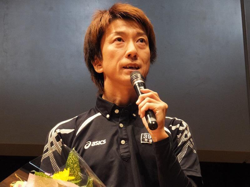 ボートレーサー 齊藤仁