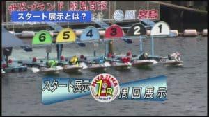 スタート展示で予想が出来る!?競艇の舟券購入には、絶対必見のスタート展示を解析!
