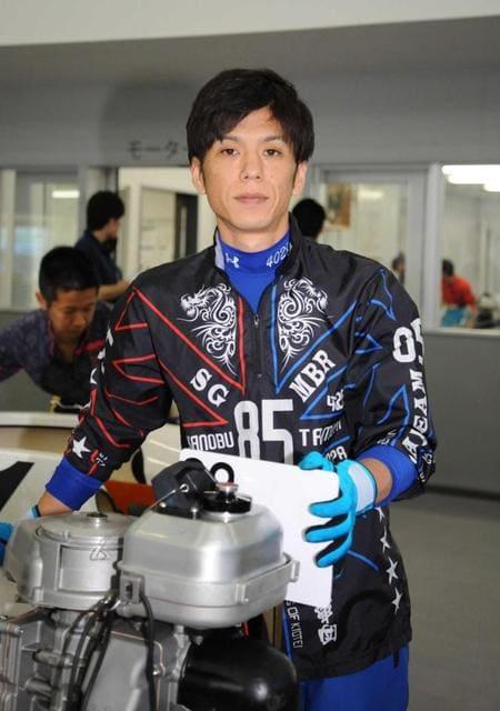 ボートレーサー 田村隆信
