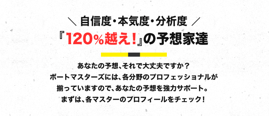 120%超え