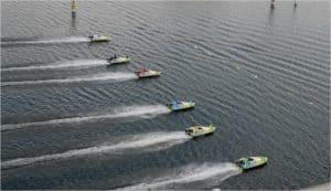 競艇における周回展示が予想率に関係する!?見るべきポイントはここだ!