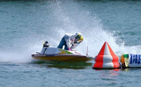 ボートレース 周回展示