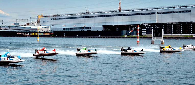 尼崎競艇場の特徴