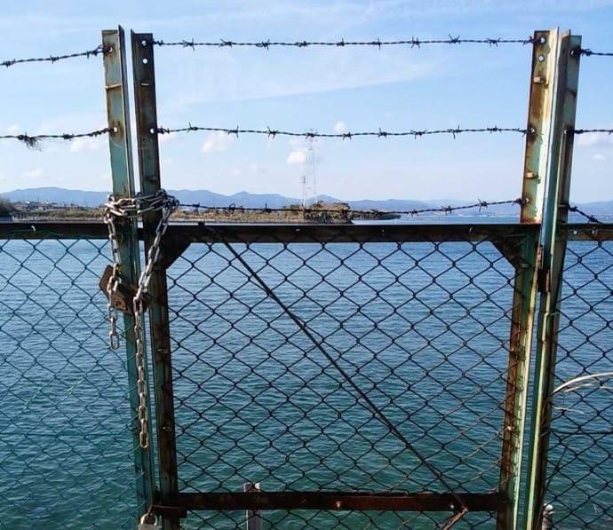 競艇 魚 釣りは禁止