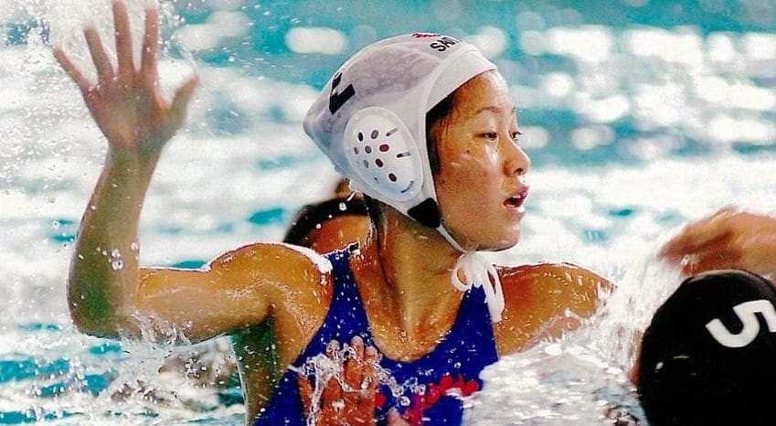 競艇 倉持莉々 水球の才能