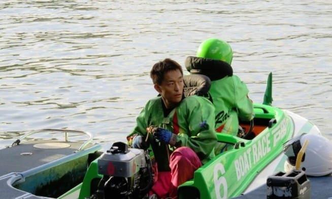 競艇 ペアボート 推しレーサー