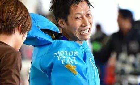 競艇 坂 咲友理 北山康介選手