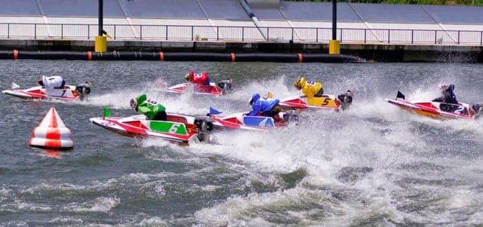 競艇 事故点 階級別事故率