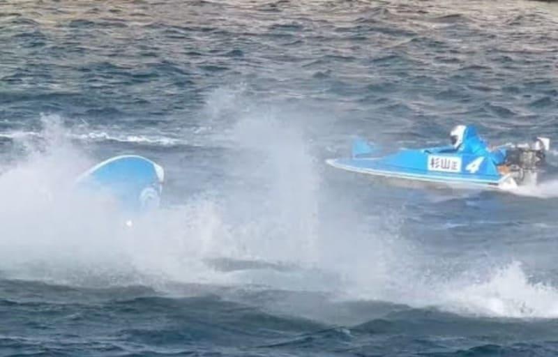 競艇 追風 向かい風 波乱の展開