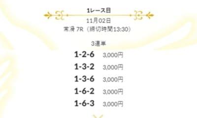 皇艇の八咫烏検証1レース目