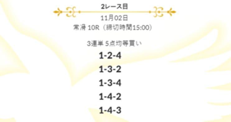 皇艇の八咫烏検証2レース目