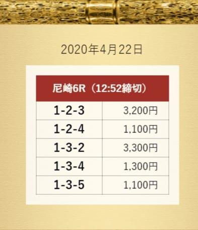 04月20日(月)浜名湖4R