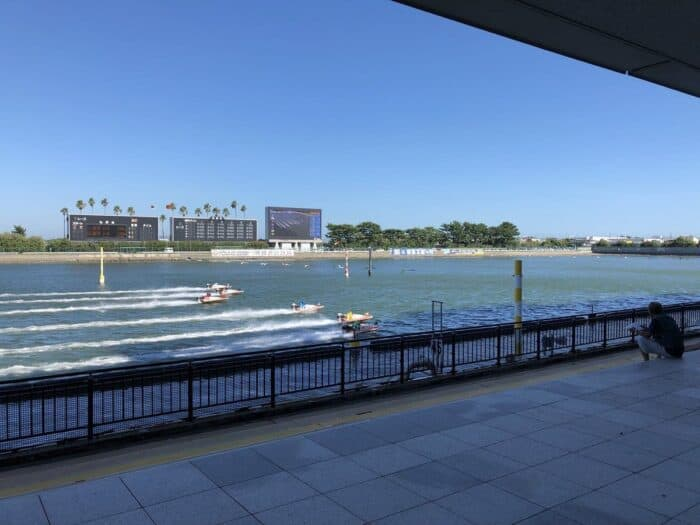浜名湖競艇場のコース概要